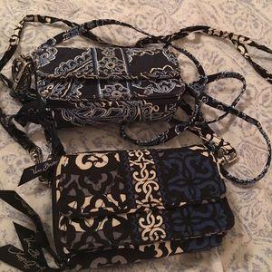 2 Vera Bradley Crossbody phone wallets